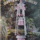 Classic's Macrame Premiere Vol 1 Vintage Macrame Pattern Booklet 1980