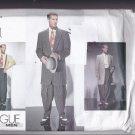 Vogue 2367 Pattern Uncut Men's Zoot Suit Jacket Pants 44 46 48 Uncut Retro 1940s Style