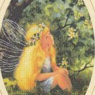 Fairy Song of Enchantment 5125 Candamar Designs Embellished No-Count Cross Stitch Kit 5x7 inches