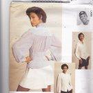 Vogue 1620 Pattern 14 16 18 Uncut Attitudes Designer Byron Lars Loose Fit Blouse