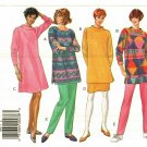 Butterick 3637 Pattern Uncut L XL Loose Tunic Dress Pull On Pants Skirt for Knits