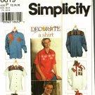 Simplicity 0619 Pattern Uncut 12 14 16 Decorate a Shirt DIY Appliques
