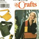 Simplicity 9000 Pattern Uncut Messenger Bag Fanny Pack Huge Phone Case LOL