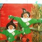 Butterick 4287 Pattern Uncut S M L XL 4 thru 14 Children Scarecrow Costume Halloween Harvest