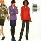 Butterick 6772 Pattern uncut 18 20 22 Fleece Top Skirt Pants Gloves