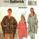 Butterick 3901 Pattern uncut XS S M Pullover V Neck Tunic Pants