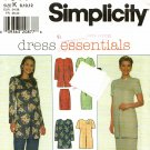 Simplicity 7844 Pattern uncut 8 10 12 Tunic Skirt Pants Dress Essentials