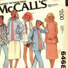 McCall's 6468 size 10 Maternity Separates may be missing pieces, 50 cents plus shipping