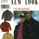 Simplicity New Look 6689 Pattern size Small Jacket Cut may be missing pieces
