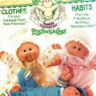 Butterick 4331 CPK Preemie Clothes Sewing Pattern may be missing pieces, 50 cents plus shipping
