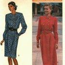 Butterick 4210 Pattern uncut 12 14 16 Long Sleeve Dress Blouson Bodice J G Hook