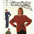 Simplicity 7221 Pattern uncut 12 Two Piece Dress Skirt Top