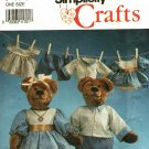 Simplicity 7473 Bear and Clothes Sewing Pattern may be missing pieces, 50 cents plus shipping
