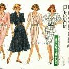 Butterick Classics 6316 Pattern 12 14 16 Uncut Button Front Dress Top Skirt