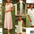Vogue 1118 Pattern 12 14 16 Uncut Jacket Top Dress Shorts Pants Skirt Perry Ellis