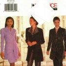 Butterick 4741 Pattern uncut 20 22 24 Lined Below Hip Jacket Skirt Pants