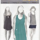 Simplicity 2865 uncut 12 14 16 18 20 Knit Dress Mini Dress Top Built by You
