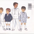 Butterick 4355 Pattern 2 3 4 uncut Boys Toddlers Jacket Pants Shorts Knickers Bow Tie