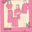 Elizabeth Lee Designs Pattern Nettie Cut Complete Medium Nursing Breastfeeding Top Dress