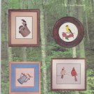 Bird Watching Barbara and Cheryl Cross Stitch Design Booklet Lloyd Hooker