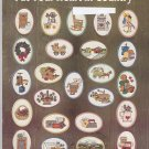 Kount on Kappie 71 Put Your Heart in Country Cross Stitch Design Booklet Mini