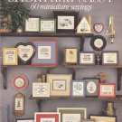 Short and Sassy Cross Stitch pattern chart booklet Leisure Arts 388 Really Inappropriate