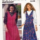 Butterick Pattern 4204 Uncut 12 14 16 Pullover Jumper and Top
