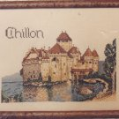 Camelot Designs Chillon Castle Design Chart Counted Cross Stitch