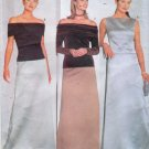 Butterick 6396 Pattern uncut 6 8 10 Off Shoulder Top Long Skirt Formal Easy Chetta B