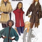 Butterick B5394 Pattern uncut XS S M Loose Fitting Cardigan