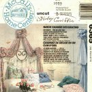 McCall's Home Decor 6365 Pattern Quick Change Decorating No Sew with Rings