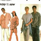 Simplicity 8749 Medium 38 40 Unisex Shirt Pants Cap, may be missing pieces