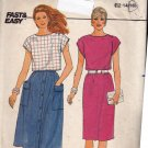 Butterick 6549 size 16 Dress Top Skirt, may be missing pieces