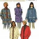 Butterick 4029 Pattern uncut 12 14 16 Loose Fit Below Hip Jacket for Fleece or Wool