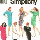 Simplicity 7345 Pattern uncut 4 6 8 10 12 Vintage 1990s Dress Tunic Skirt
