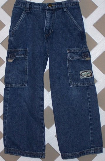 Boys Bass Creek Jeans Size 5 Regular