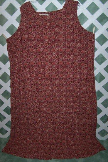 2pc Sarah Elizabeth Tribal Style Dress Suit 22W India