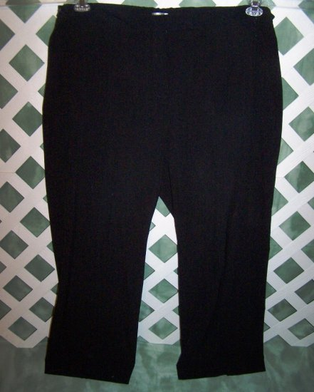 Womens Emma James Stretch Dress Pants Size 24W