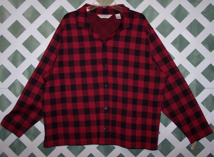 Bechamel II Size 3 Piece Plaid Suit Size 3X