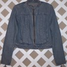 Womens Gap Denim Jacket Size M Old School Style