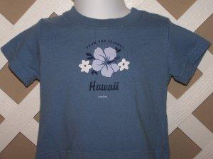Boys Girls Baby Gap Hawaii Shirt Size 3-6 Months