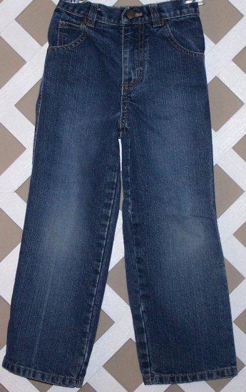 Boys Old Navy Denim Blue Carpenter Jeans Size 5T
