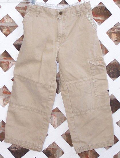 Boys Timberland Khaki Pants Size 5 BTS