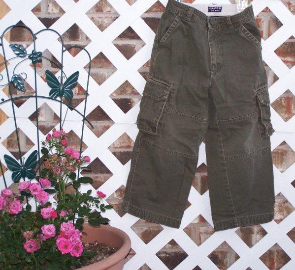 Boys Class Club Army Green Pants Size 5
