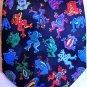 Mens Multi Color FROGS Necktie by Top Knotch Designs