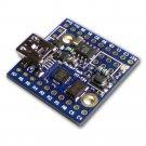 Atmel AVR Tiny 20-pin ATtiny1634 development board 1.8V-5V LDO regulator USB pwr