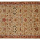NEW POTTERY BARN  Elham Bage Persian Hand Tufted 8X10 Modern Design Wool Carpet Rug