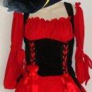 Sexy Pirate Vixen Halloween Costume