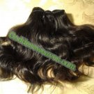 "2pcs 200g 10-12"" Amazing Temple Indian Virgin hair weft"