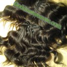 "2pcs 200g 16-18"" Amazing Temple Indian Virgin hair weft"